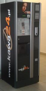 kawa24.pl automat kawowy