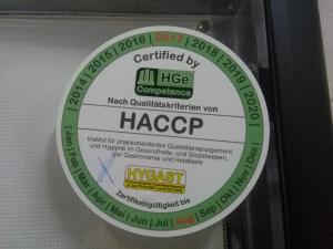 kawa24.pl system HACCP
